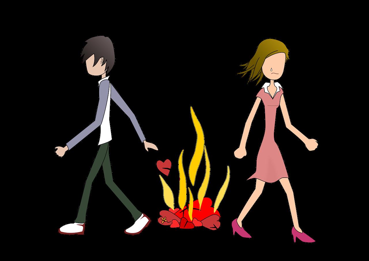ההשלכות של גירושין כלפי בני הזוג ומשפחתם