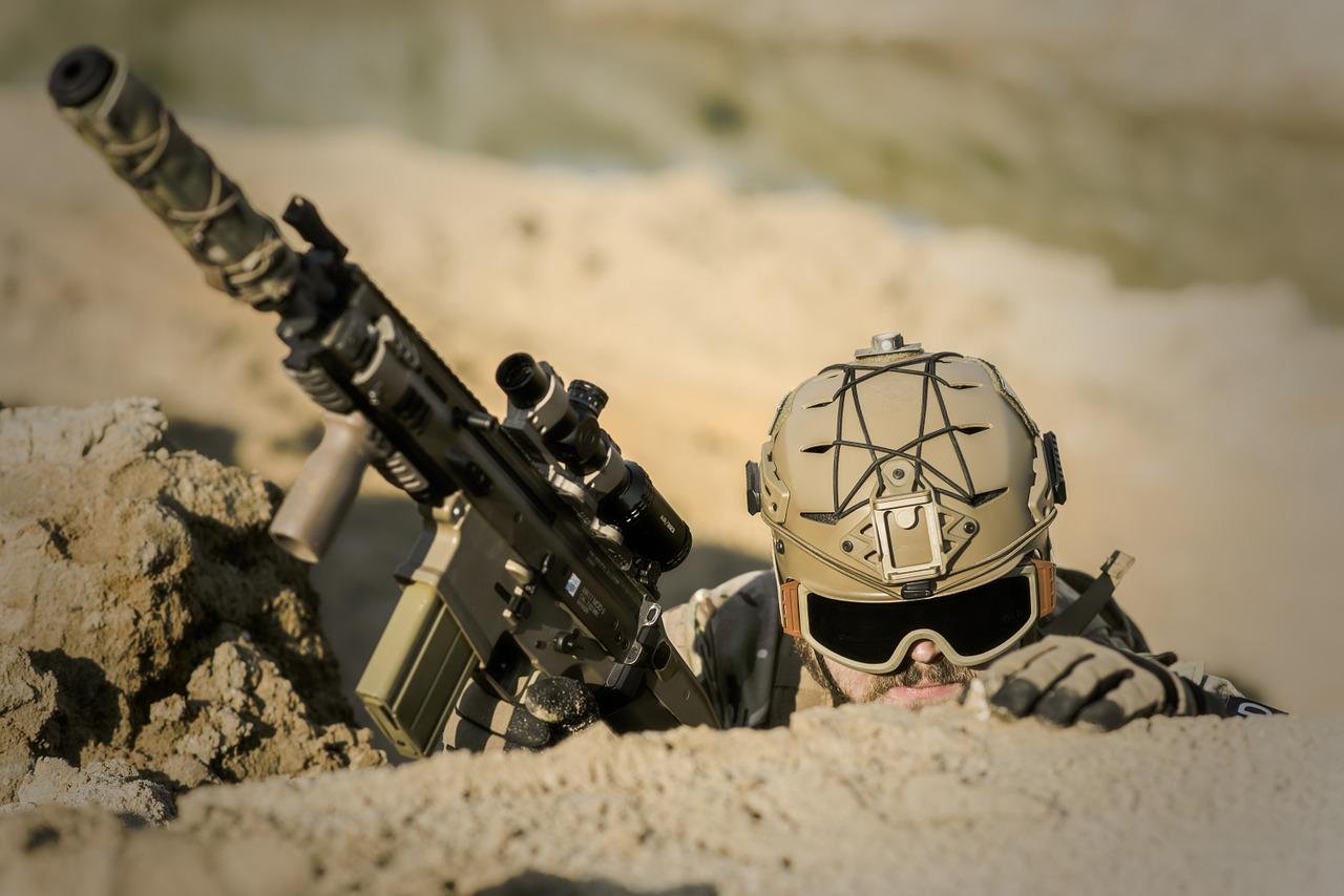 חייל קרבי