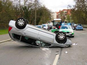 רכב לאחת תאונה