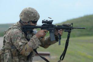 חייל לוחם
